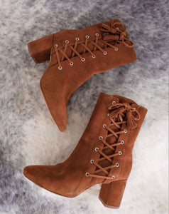 Matisse Suede Boots Size 6