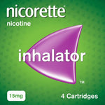 Nicorette Inhalators 15mg 4's