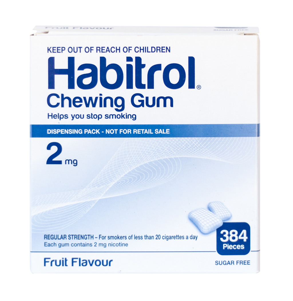 Habitrol 2mg Fruit