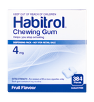 Habitrol 4mg Fruit