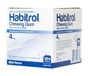 Habitrol 4mg mint bulk