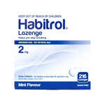habitrol Lozenges 2mg