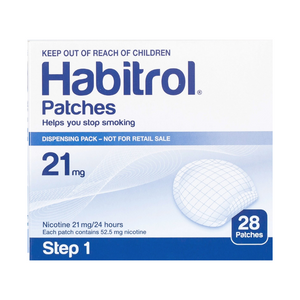 Habitrol Patches step 1