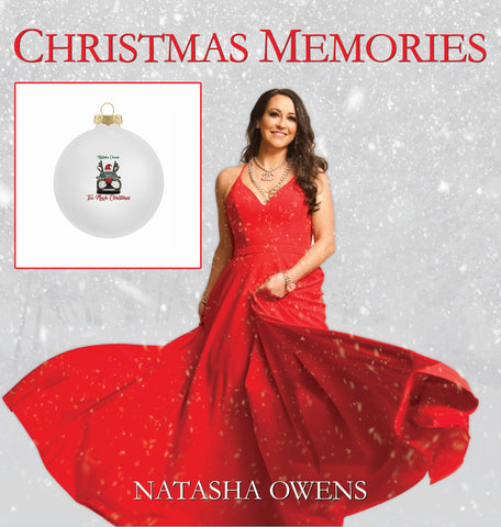 BUNDLE! 'Christmas Memories' Album with Ornament