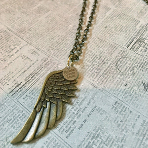 "Natasha Owens ""Wings"" Necklace"