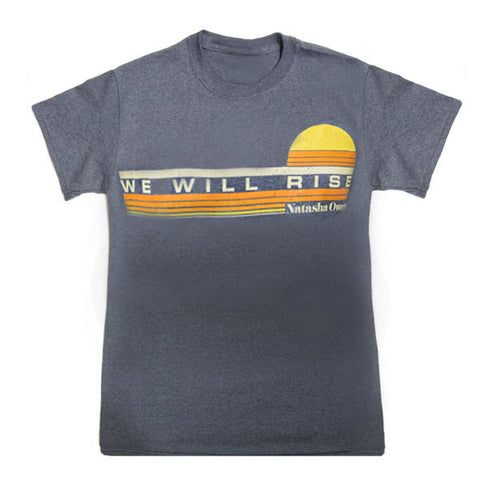 """We Will Rise"" Lyric Tee"