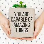 CAPABLE AMAZING THINGS