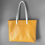 AUGUST TOTE | Mustard