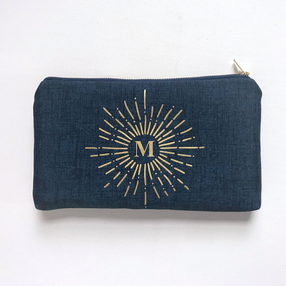 Navy INSPIRE Zodiac Bag