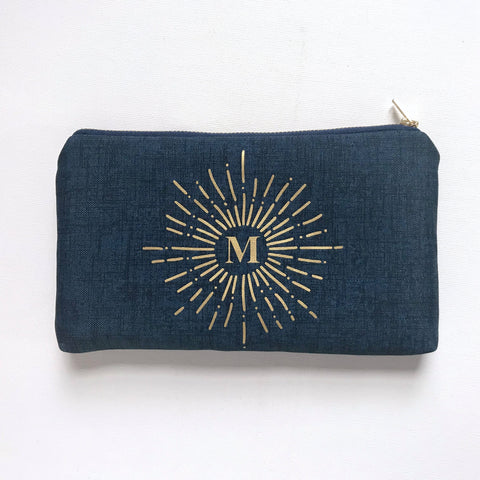 Navy UPLIFT Zodiac Bag