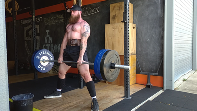 The Deadlift - Anvil Training Series 12