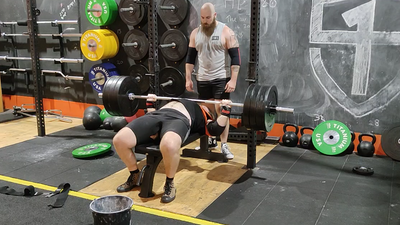 The Bench Press - Anvil Training Series 10