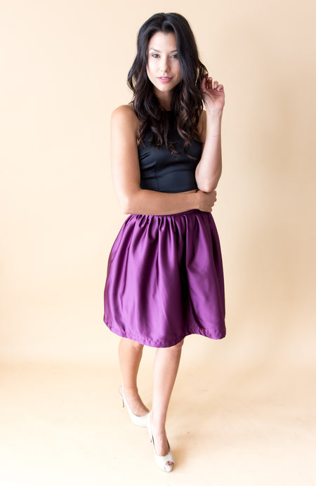 Bobbi Slim Skirt