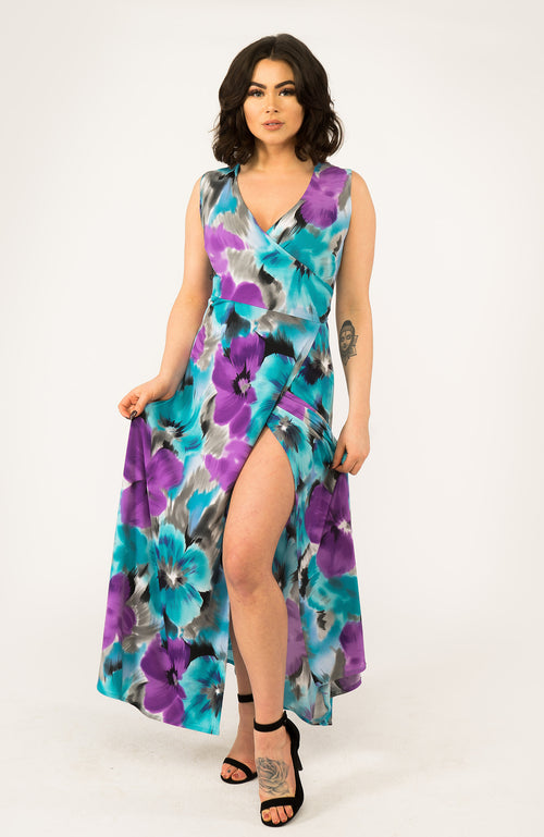 Kaur Tahiti Dress