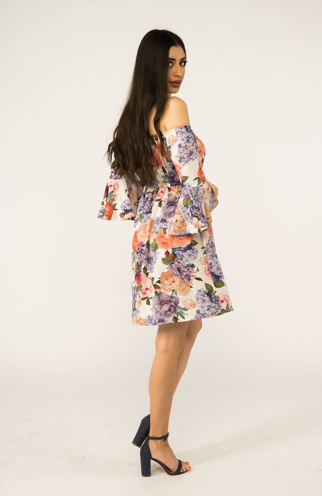 Kavya Fiori Dress