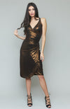 Krissy Metallic Dress