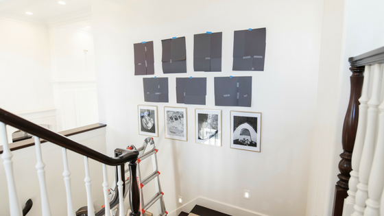 Our Gallery Wall How-to Guide