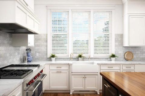 Kitchen Smart Blinds