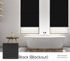 Black (Blackout) Smart Roller Shades