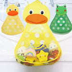 A Duck-shaped Storage Container for Baby in Shower