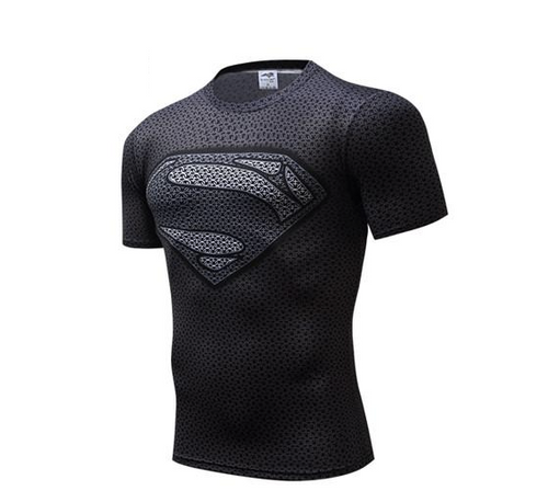 Marvel Superhero Compression Shirt