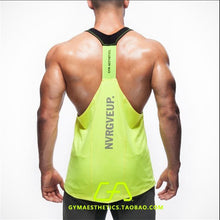 Men's BodyBuilding Tank Tops