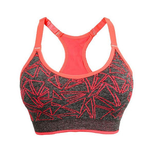 Women's Shockproof Sports Bra