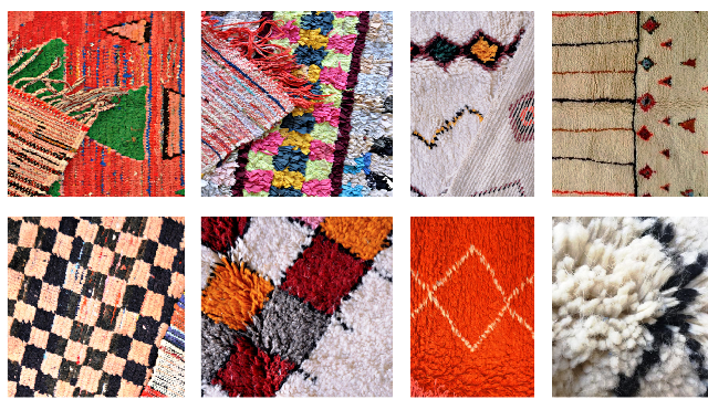 Berber Rugs : Beni Ourain & Kilim Rugs,  What's Their Story ?