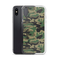 Year of the Dog Camo iPhone Case