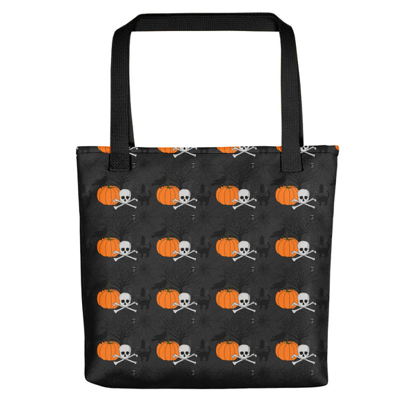 Halloween Evermore Tote Bag