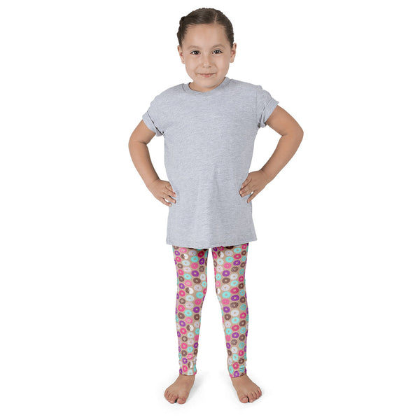 Donut Feel Like Saturday Leggings for Kids