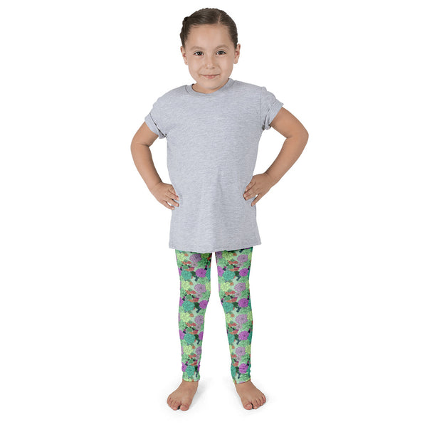 Retro Succulents Leggings for Kids