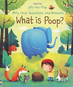 Lift-the-Flap Very First Questions and Answers: What is Poop?