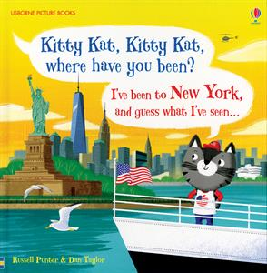 Kitty Kat, Kitty Kat, Where Have You Been? - New York