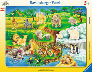 The Zoo Puzzle