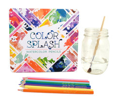 Color Splash Water Color Pencils