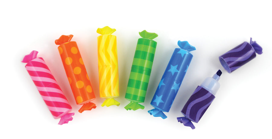 Dandy Candy Mini Scented Highlighters