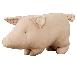 Little pig, Alcantara