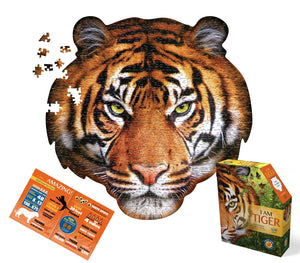 I Am Tiger 550 Piece Puzzle