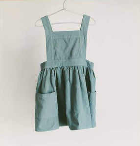 Pinafore Apron Dress