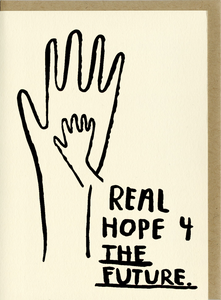 Real Hope For the Future Card