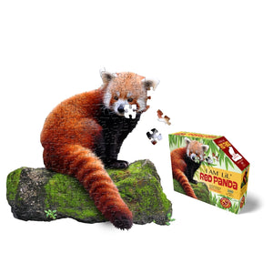 I Am Lil Red Panda 100 pc Puzzle