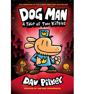 Dogman: A Tale of Two Kitties