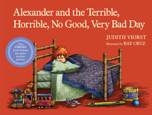Alexander Terrible Horrible No Good Day
