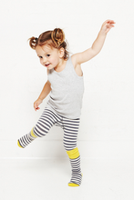 Sunshine Stripe Tights