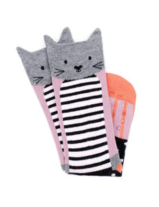 Paris Cat Socks