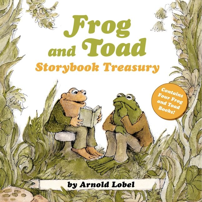Frog and Toad Storybook Treasury