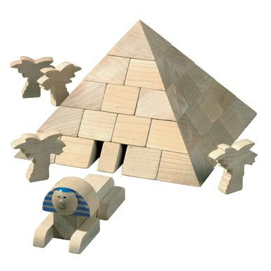 Pyramid Architectural Block Set