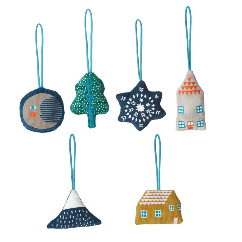 Night Night Hanging Decoration