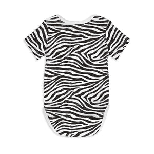 Shopping is Cheaper Than Therapy Short Sleeve Baby Bodysuit